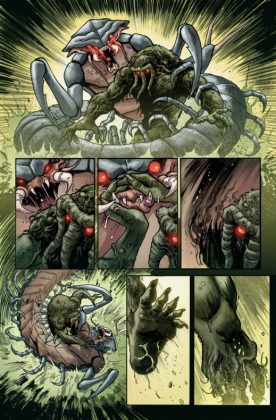 Man Thing 1 Preview 1