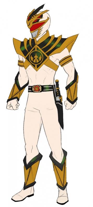 Power Ranger Misterioso