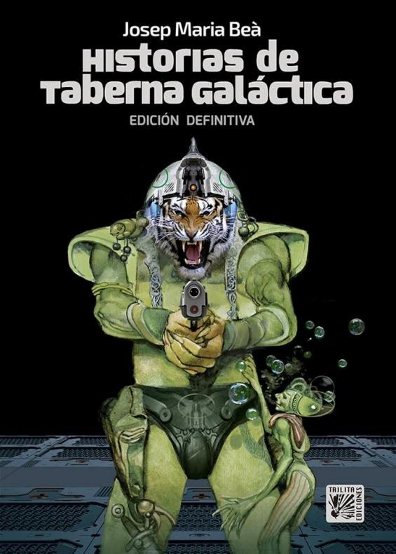 La edición de Trilita de historias de taberna galáctica