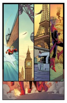 The Mighty Captain Marvel 1 Preview 2