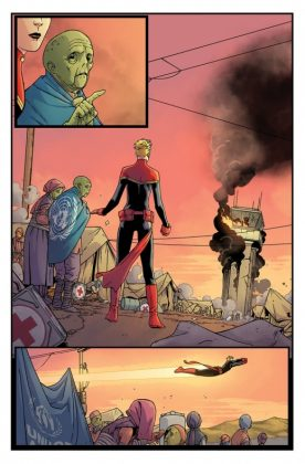 The Mighty Captain Marvel 1 Preview 3