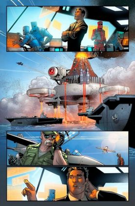 USAvengers 1 Preview 2