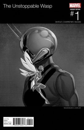 Unstoppable Wasp 1 Hip Hop Variant