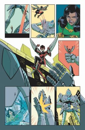 Unstoppable Wasp 1 Preview 3