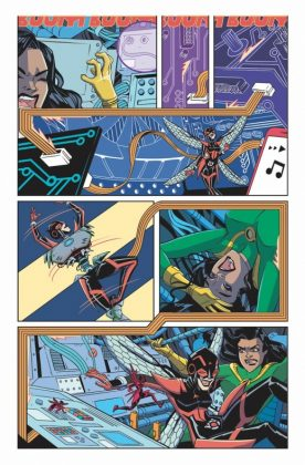 Unstoppable Wasp 1 Preview 4