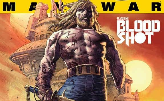 Valiant - Free Comic Day 2017