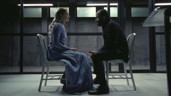 Westworld - Dolores y Bernard 02