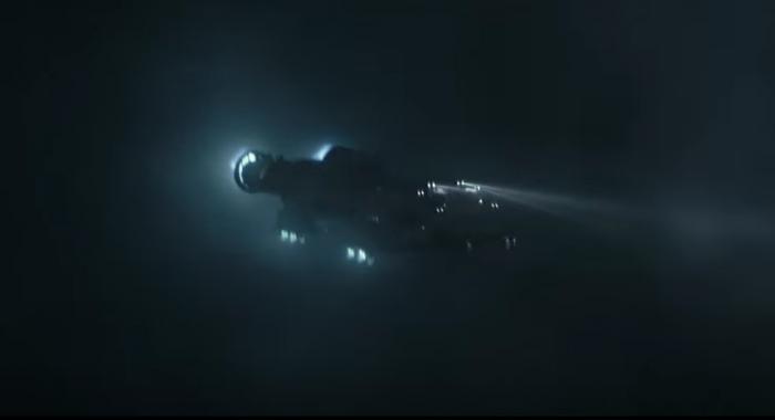 Alien Covenant - aterrizaje