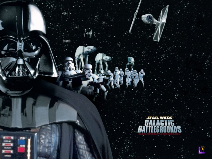 Darth Vader Galactic Battlegrounds