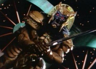 Goldar Power Rangers