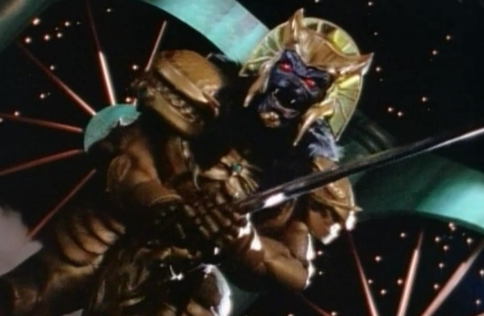 Goldar Power Rangers