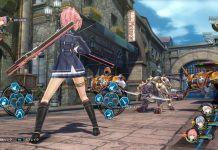 Trails of the cold steel 3