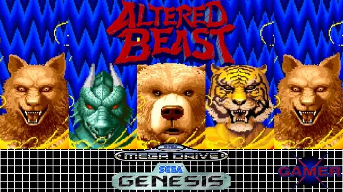 SEGA Altered Beast
