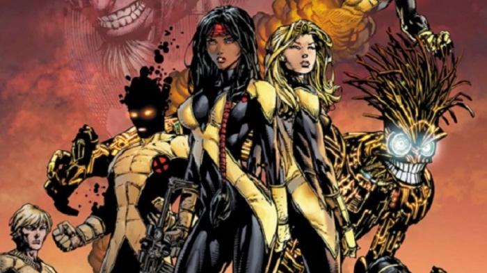 X-Men Rodaje