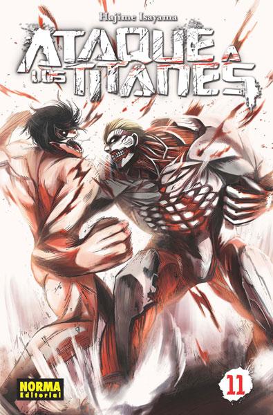 ataque a los titanes 11