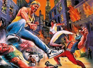 SEGA Streets of Rage