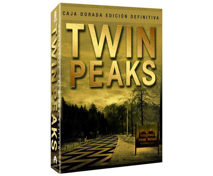Twin Peaks - Caja Dorada Edición Definitiva