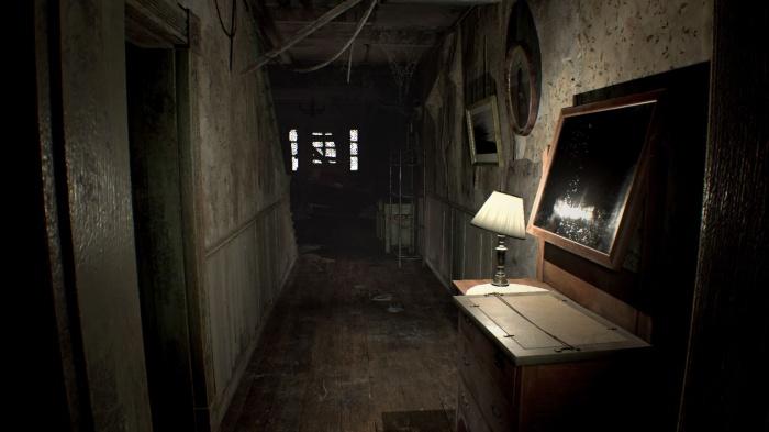 1 Resident Evil 7