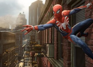 Spiderman Insomniac Games