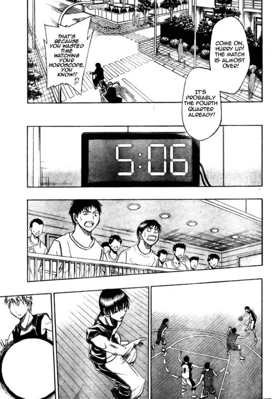 2 kuroko no basket 2 ivrea analisis critica reseña opinion