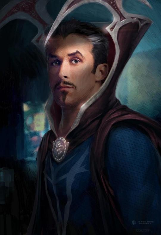 Ryan Gosling Doctor Strange