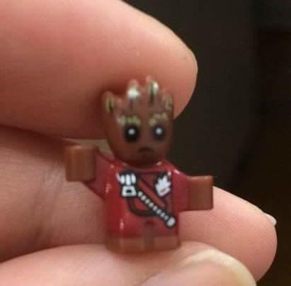 LEGO Baby Groot 'Guardianes de la Galaxia Vol.2'