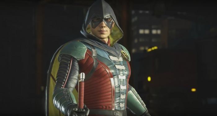 Robin Injustice 2