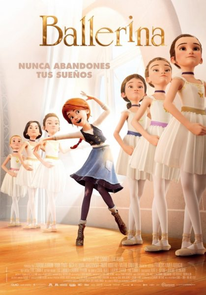 Crítica: 'Ballerina'