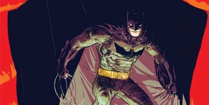 Batman Shadow destacada