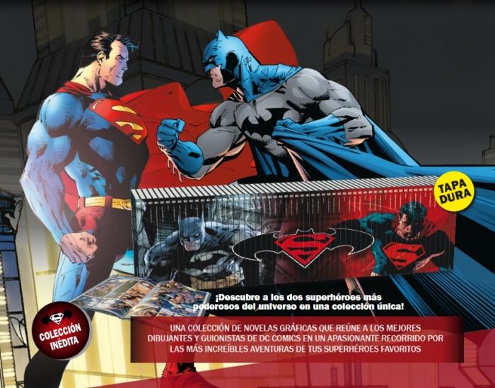 Salvat Batman Superman