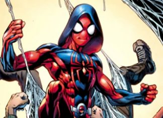 Ben Reilly The Scarlet Spider destacada