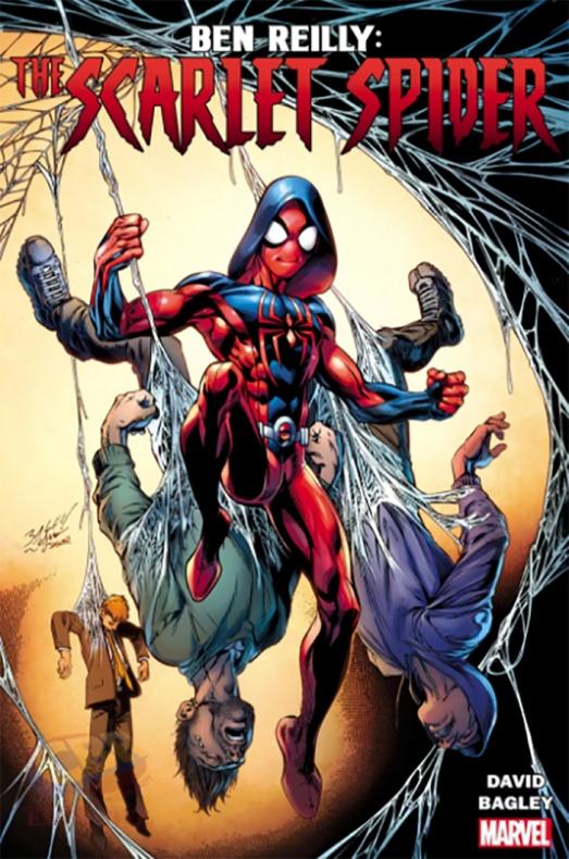 Ben Reilly The Scarlet Spider