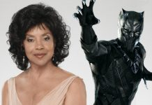 Black Panther - Phylicia Rashad
