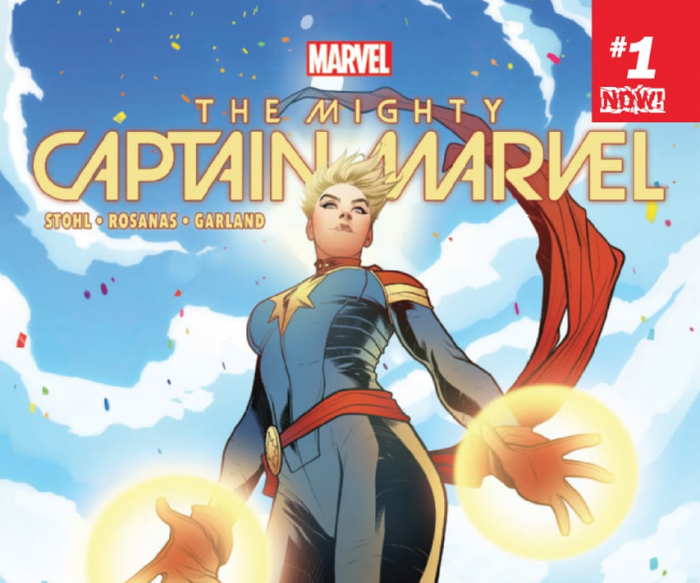 The Mighty Captain Marvel