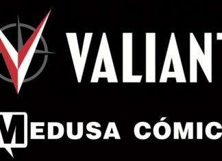 Medusa Cómics y Valiant