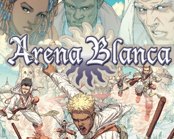 Arena Blanca Destacada