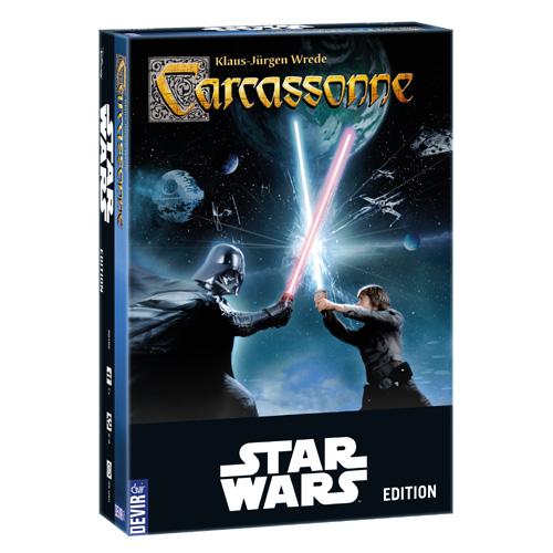 Carcassonne Star Wars 1
