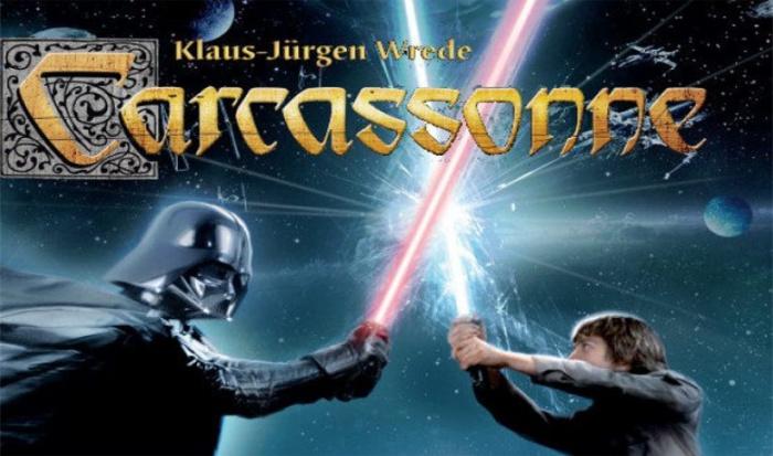 Carcassonne Star Wars 2