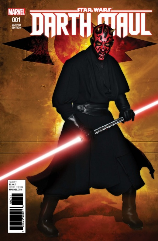 Darth Maul 1 Movie Variant