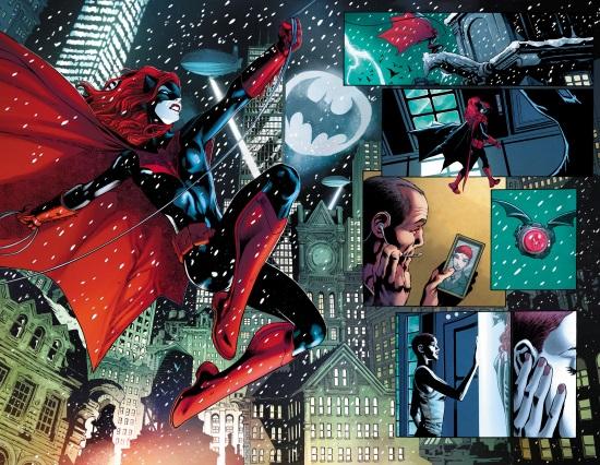 Detective Comics Batwoman