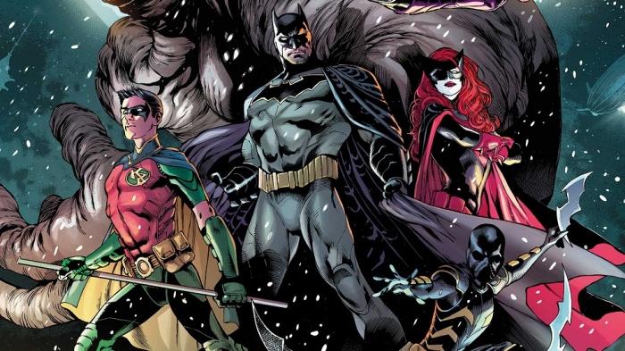 Detective Comics Portada