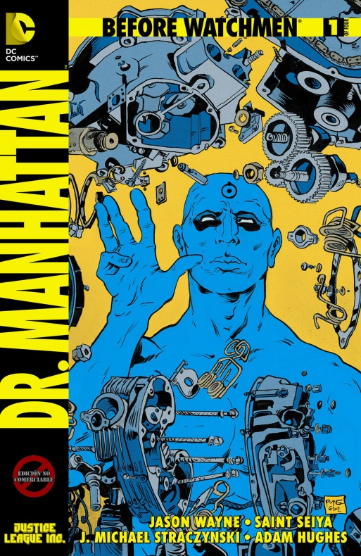 Dr. Manhattan 3