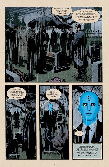 Dr. Manhattan 4