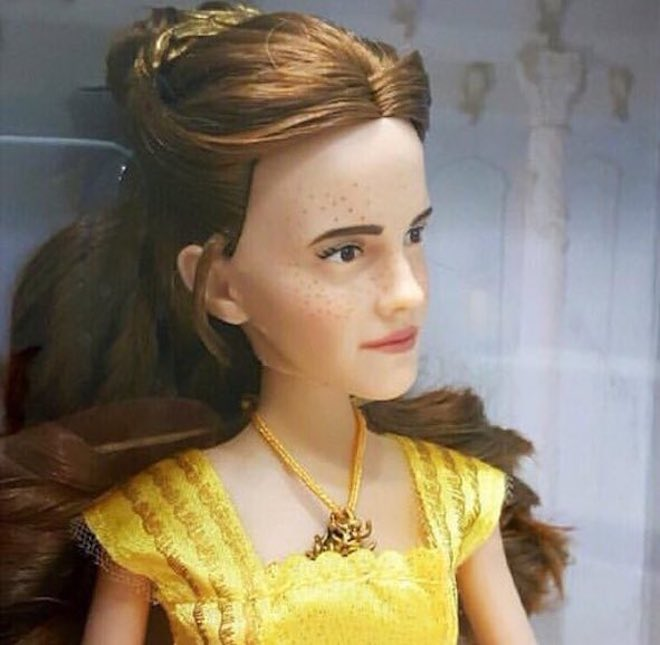 Emma Watson Muñeca