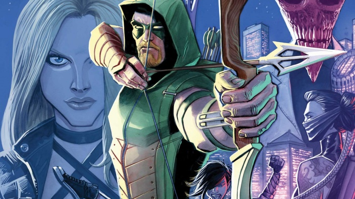Green Arrow Portada