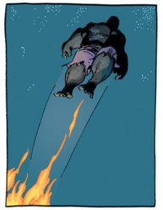 Hulk Gris 5