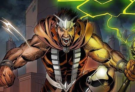 Inhumans- Gorgon