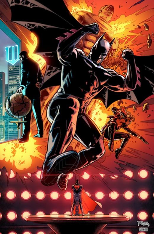 Injustice 2 cómic portada