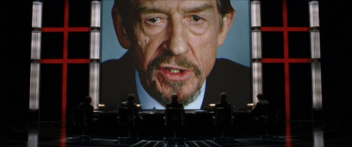 John Hurt - V de Vendetta