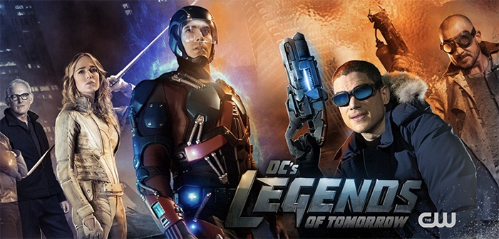 Legends of Tomorrow cw
